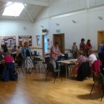 Soup lunch and opportunity to support Christian Aid